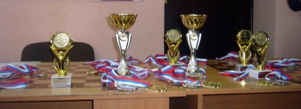 Это лишь малая часть наград, которые вручили юным победителям