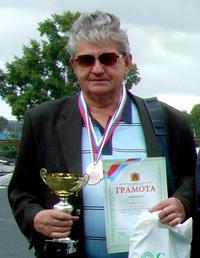 Николай ПЕТРОВ, 2011 год